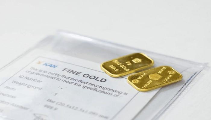 Cara Mudah Cek Sertifikat Emas Asli atau Tidak