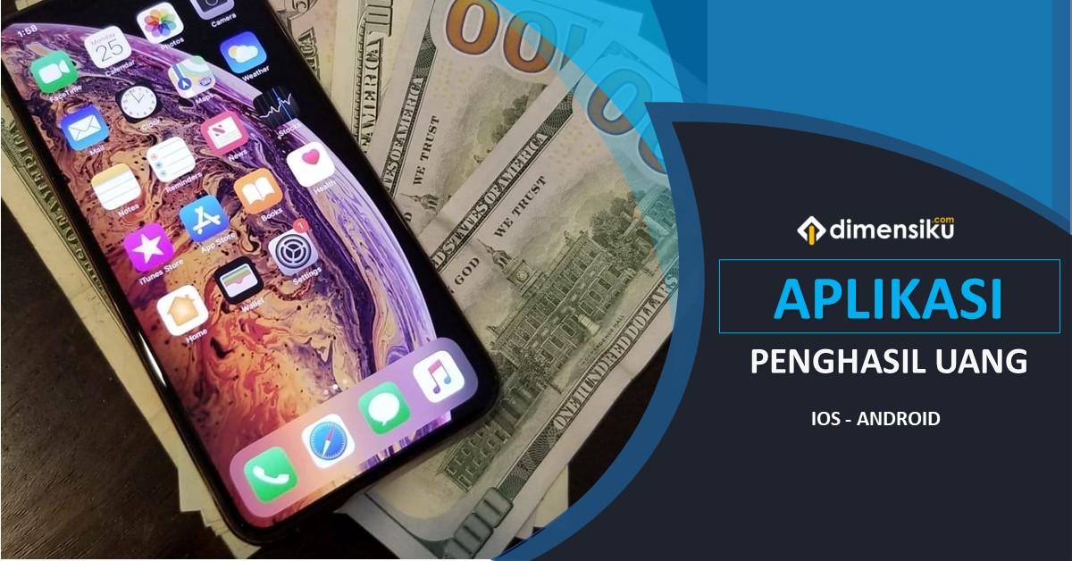 Aplikasi Penghasil Uang Dimensiku